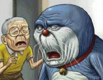 [KEREN GAN]Doraemon Menjadi 3DCG Animation