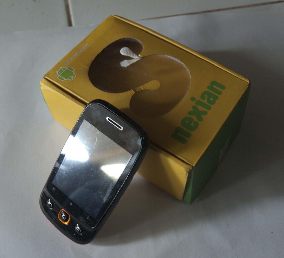 jual hp android 3.5 g termurah Nexian Energy