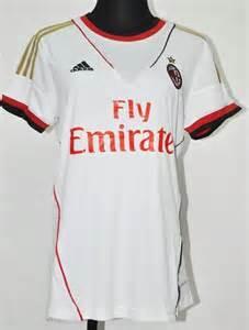 Jersey Ladies (cewe) Grade ori AC Milan, Inter, Barcelona, Madrid, PSG, Juventus