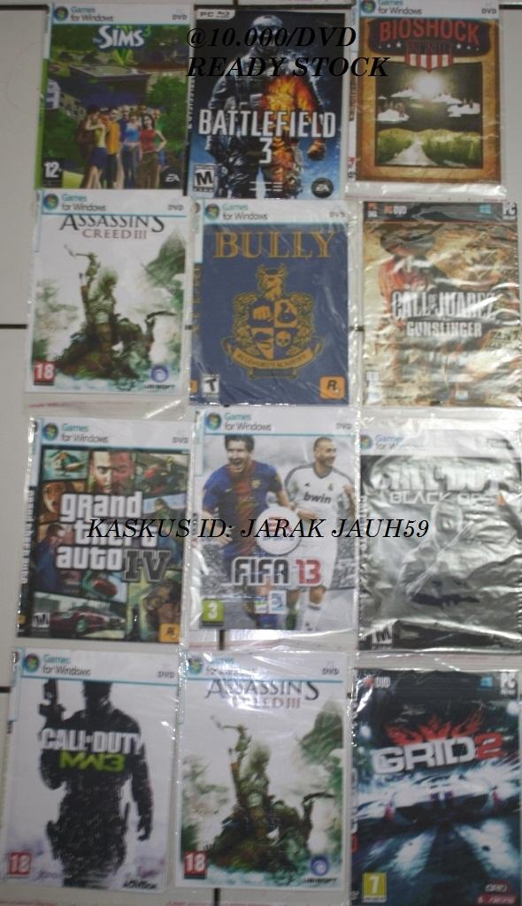 games pc Metal Gear Rising: Revengeance, CALL OF DUTY GHOST,Battlefield 4, DAN LAIN2