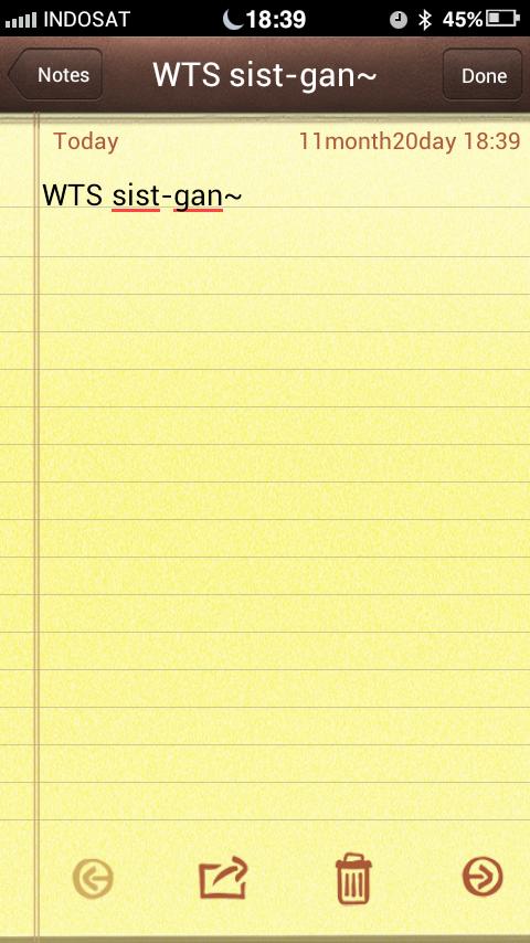 WTS iPhone 5 black 16gb (supercopy) murah-mulus!