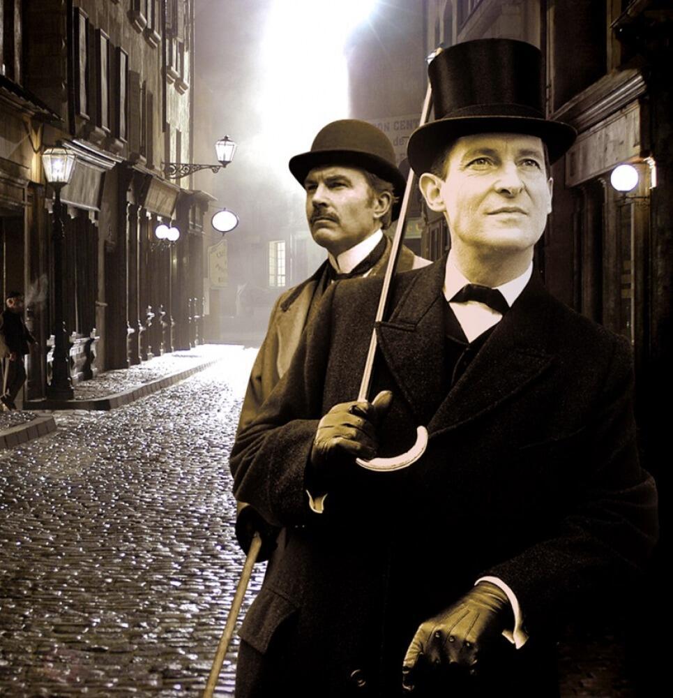 DVD DivX Serial TV Series Sherlock Holmes BBC/Klasik Complete HDTV Subtitle Indonesia