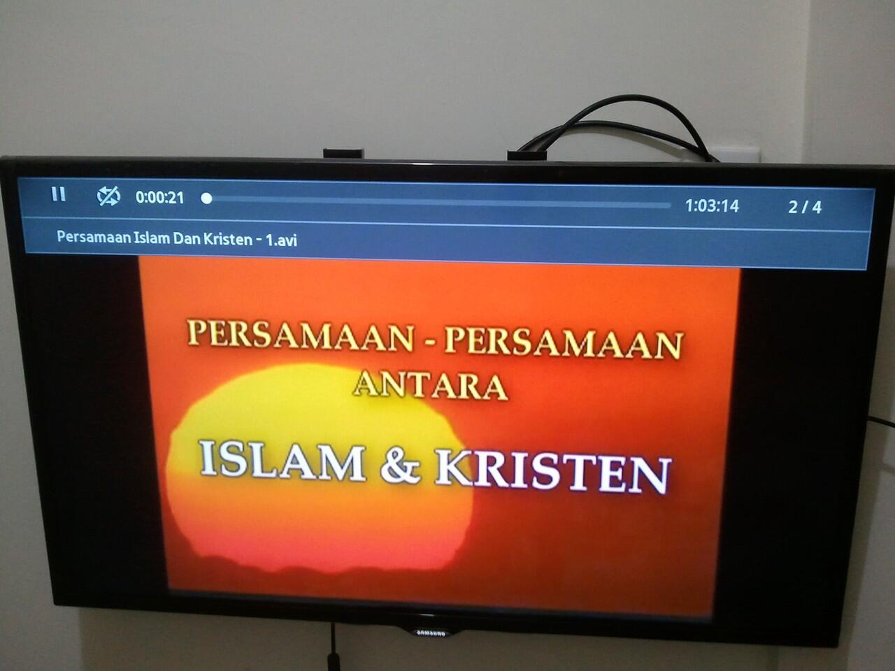 DVD Islam Koleksi Ceramah Debat Dr Zakir Naik Dubbing Alih Bahasa Indonesia
