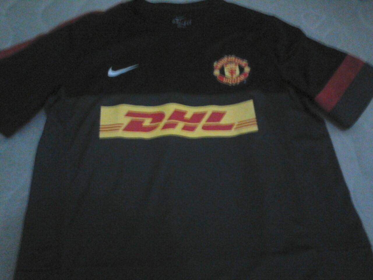Jersey Training Manchester United Original (No Tipu-Tipu)
