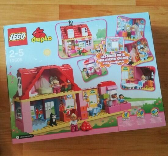 Terjual Lego Duplo 10505 Family House Kaskus