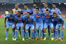 Jersey Grade Ori Napoli Home 2013/2014
