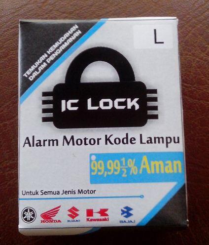 Alarm Motor Unik dan Bisnis Kemitraan IC Lock