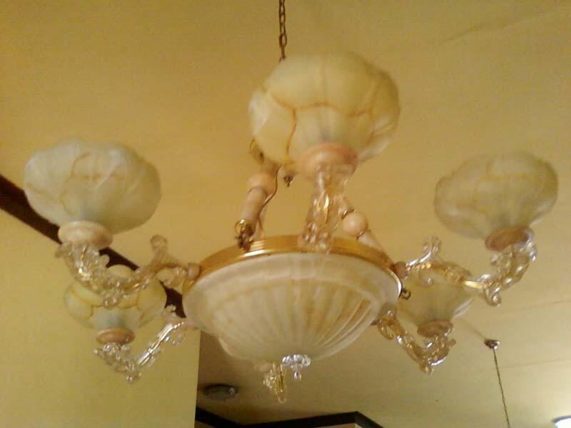 Terjual 2 Lampu Hias Gantung Ruang Tamu Murah Negoo