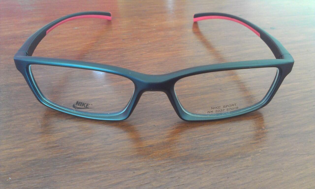 Terjual Frame Kacamata Nike Independent Super Copy Sip n Ringan  6607234707