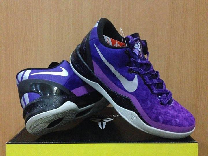 Jual kobe 8 murah meriah ,gradient purple , red tots , bhm