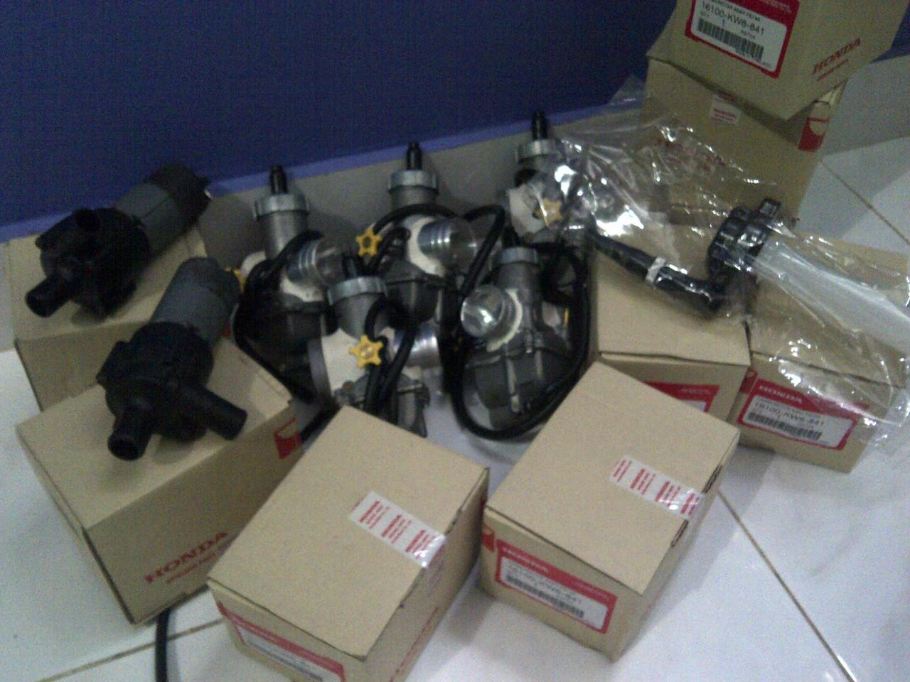 Water pump electric dan head pdk ninja dan pe reamer ori