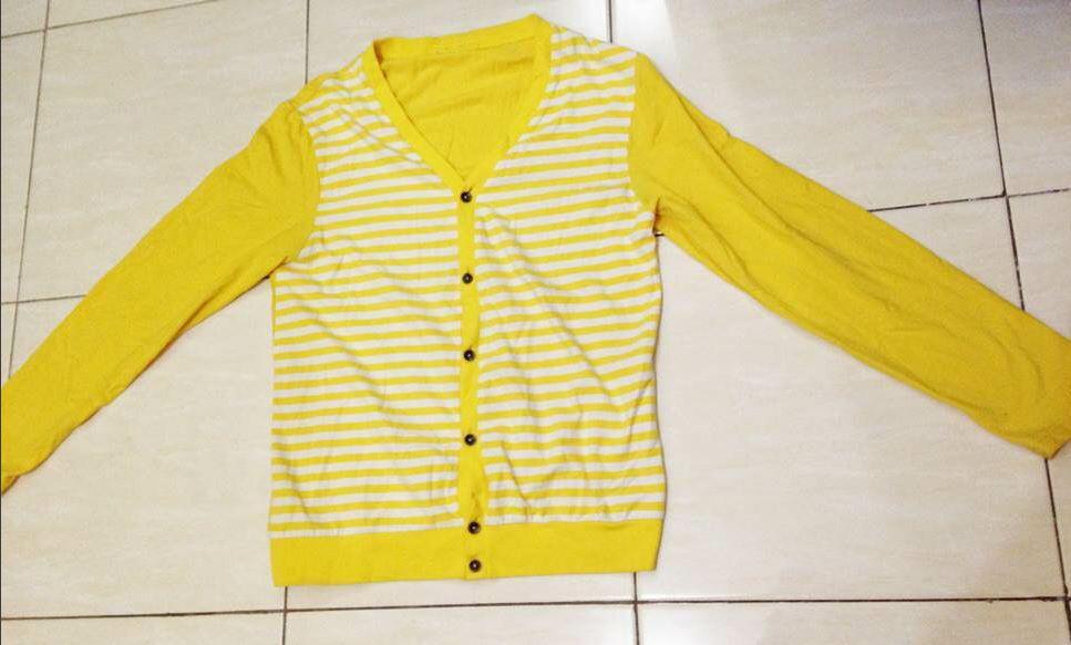 OBRAL! @Serba 70rb (Jaket Kulit Kpop, Sweater Kuning, Kemeja, Jeans) LIMITED STOCK!