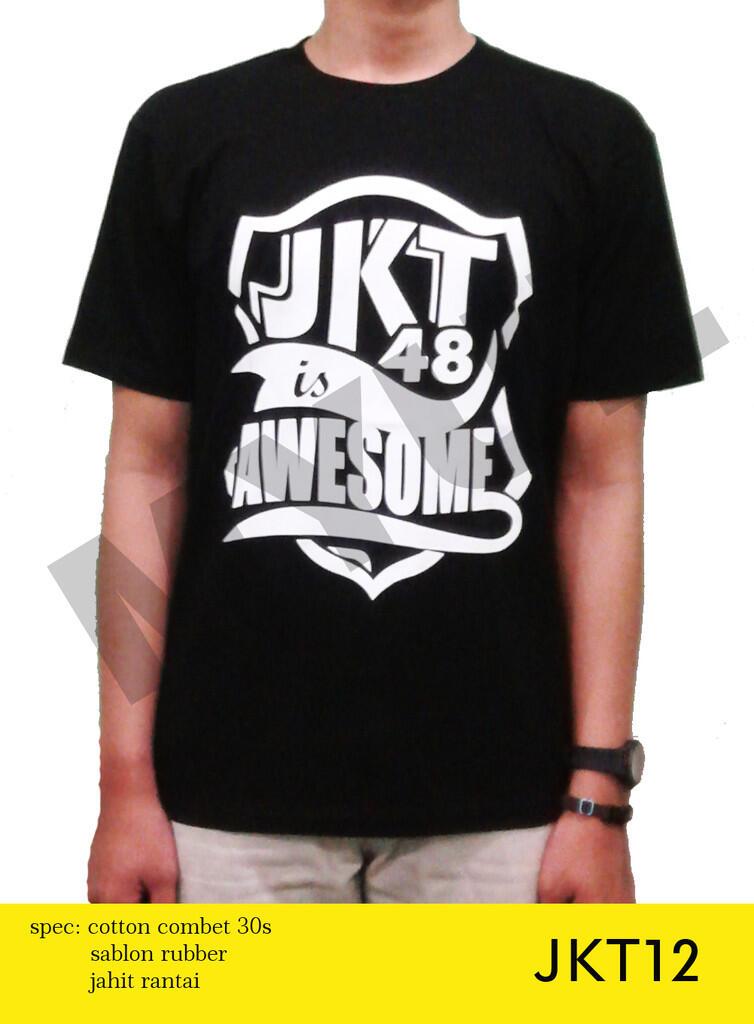 KAOS / T-SHIRT JKT48 [READY STOCK] Bandung