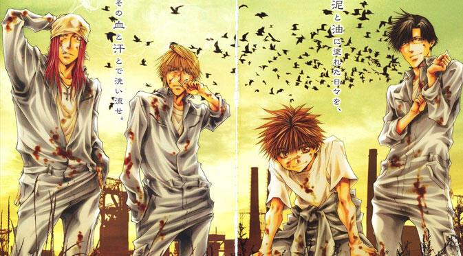 "~๑๑""Journey to the West"" Menginspirasi 6 Anime Ini.๑๑~"