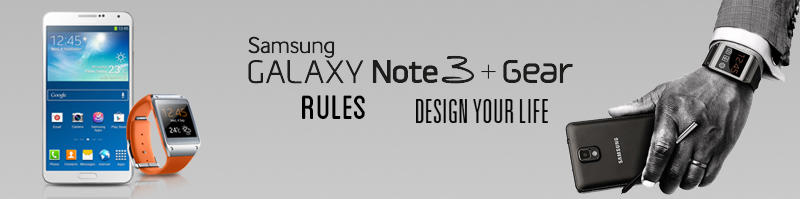ஜஜஜ>>NEW Official Lounge - Galaxy Note 3 Design Your Life<<ஜஜஜ