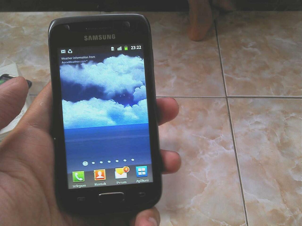 Samsung Galaxy Wonder Sejutaan Fullset!!