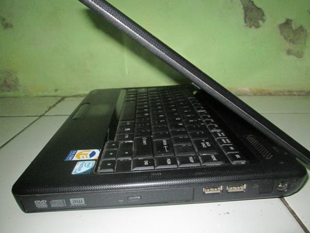 [TA] Toshiba L510 DualCore T4400 Mulus {Semarang}