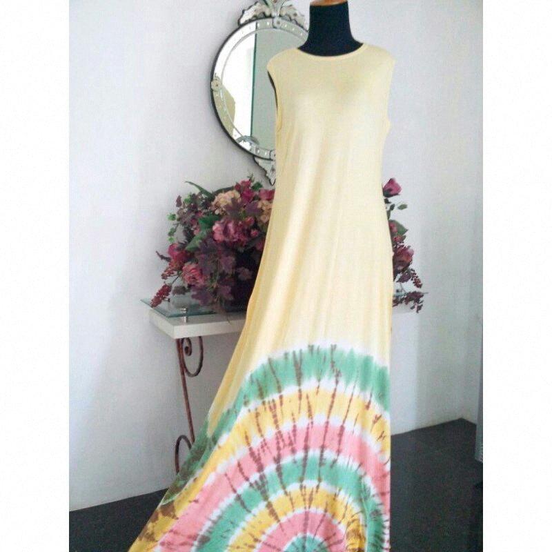 Dress Tiedye / pelangi