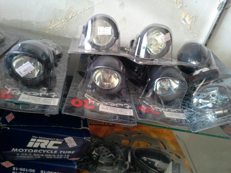 Asesoris Motor Trail dan Supermoto KLX / d-tracker , YZ, CRF dll