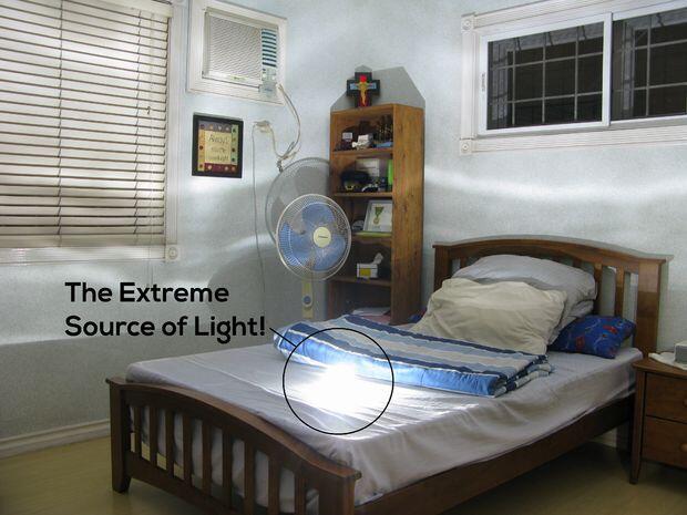 Agan Suka Terang, Yuk Bikin Lampu Emergency dari Topless Selai Bekas