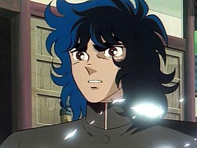 Tokoh anime yang pendiam, jarang ngomong, tampang gak ada ekspresi, cool