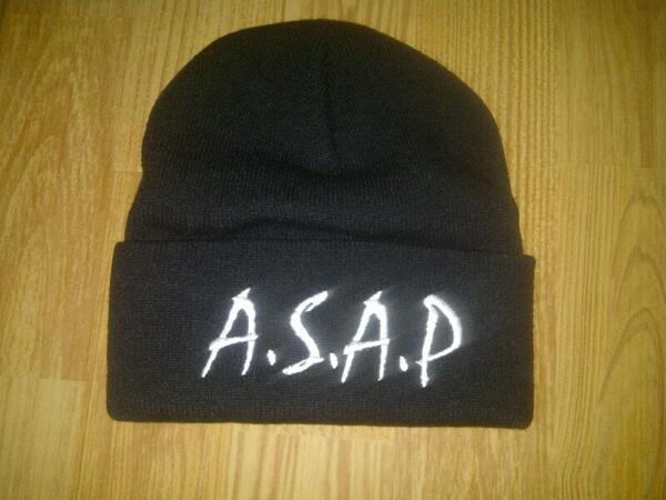 A$AP ROCKY SNAPBACK/CREWNECK/BEANIES