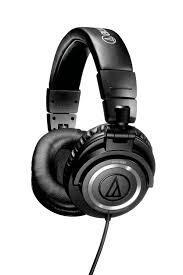 [stary] Ready Stock Audio Technica ATH M50 White, Black, Limited Edition /LE BNIB