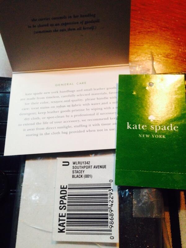 Dompet Kate Spade Original