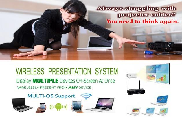 Mau mengkoneksikan Smartphone atau Tablet anda ke Monitor / LCD?..