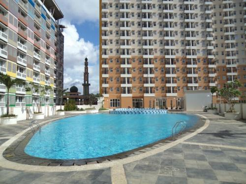 Disewakan Apartemen Margonda Residence 2 (Depok / Dekat Kampus UI) Harian / Mingguan