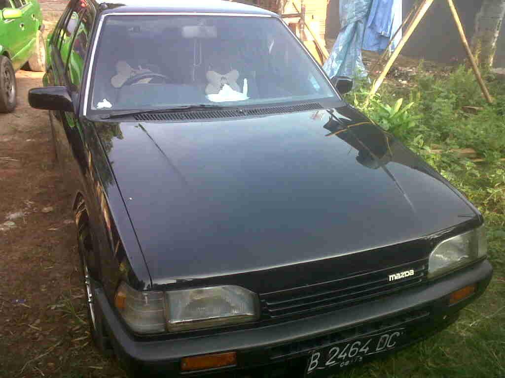 Mazda 323 89