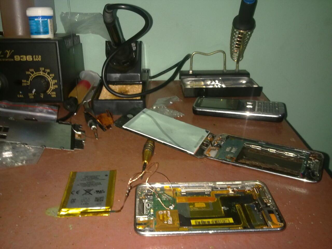 Terjual Bettery Batre Ipod Touch 234 Generation Kaskus Baterai 5