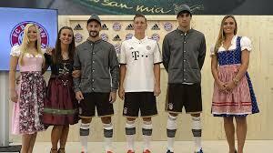 Jersey Grade Ori Bayern Munchen Away 2013/2014