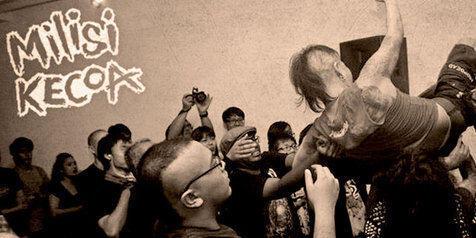 ~๑๑.13 Nama Band Paling Gokil di Indonesia.๑๑~