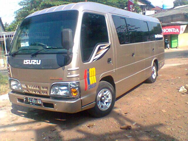 Microbus Isuzu Elf Lwb Nkr55 (long Chassis)