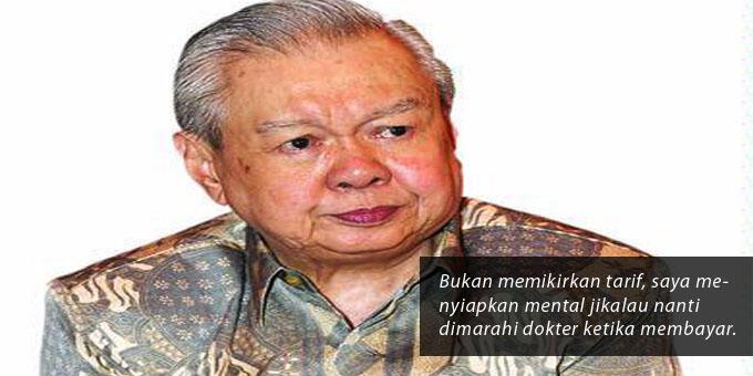 Lo Siaw Ging: Dokter Tanpa Tarif