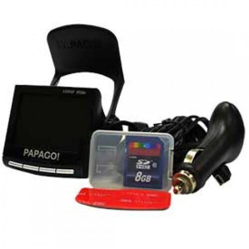 PAPAGO P1W Driving Recorder New