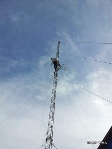 Jasa Instalasi PTP PTM Hotspot Wireless Dan Grounding Sistem Murah Berkwalitas