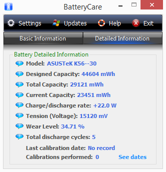 Battery Laptop Tidak Bisa Full Charger 100 Page 3 Kaskus