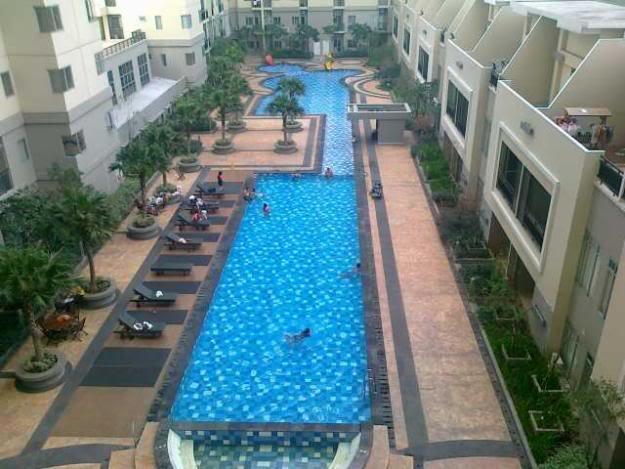 Jual Apartment Mapple Park Sunter STUDIO, strategis