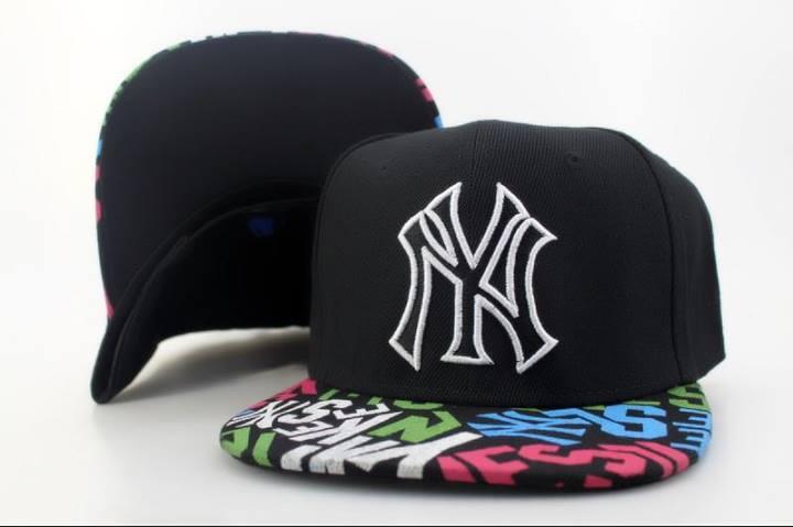 Topi Snapback NY