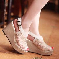 Supplier sepatu flatshoes wedges tas dompet paketan dll