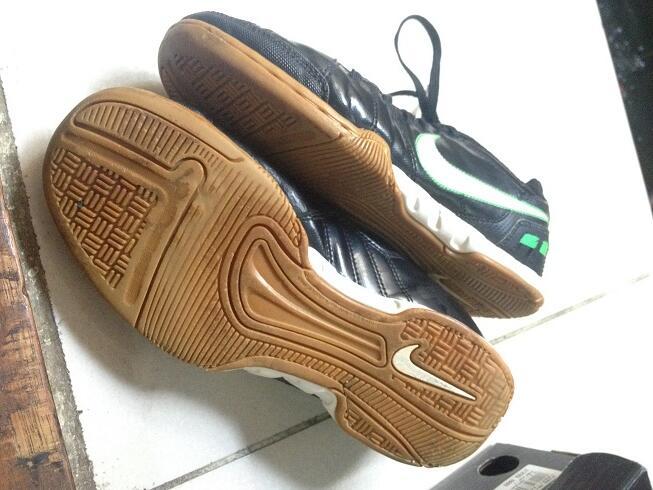 2nd Sepatu Futsal Kids Original Nike T90, CTR 360, Adidas F10 F5 IC, Size 36.5 & 37.5