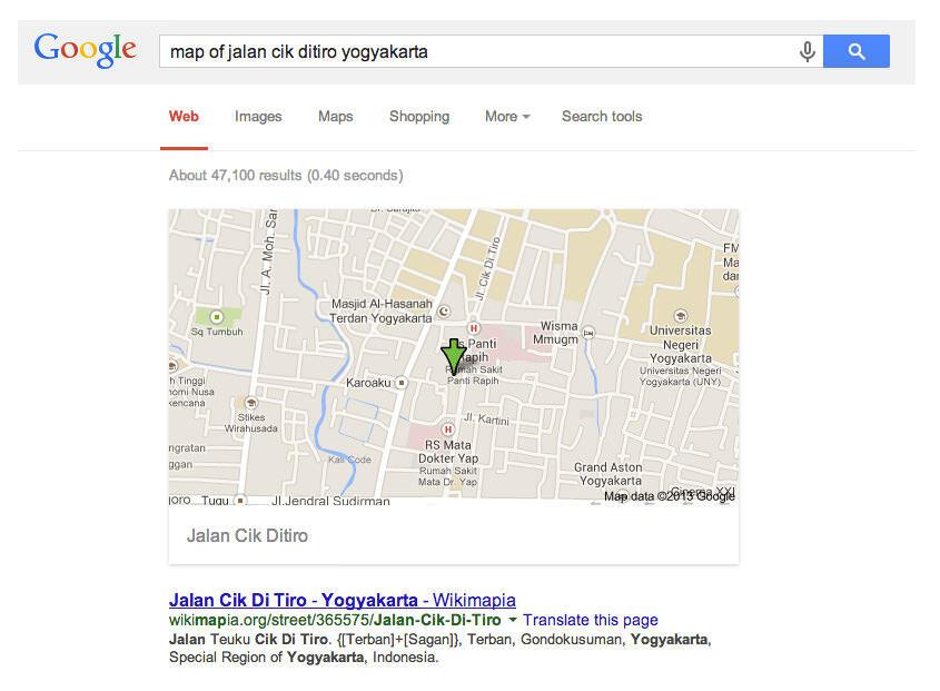 Tips dan Trik Meningkatkan Hasil Pencarian Google Search