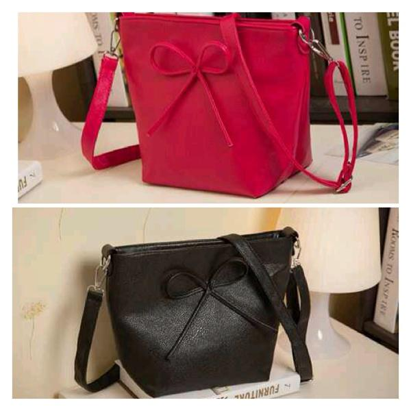 Tas import korea ready stock murah