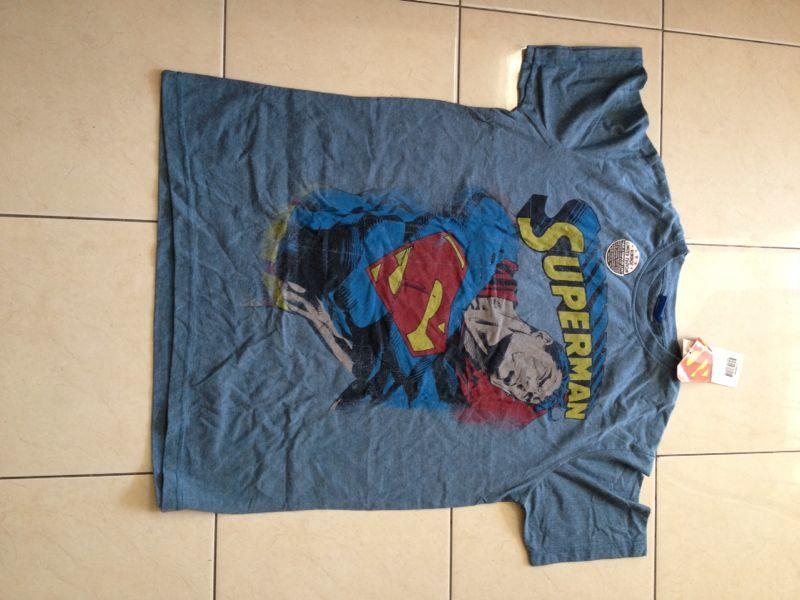 kaos superman DC comic thailand