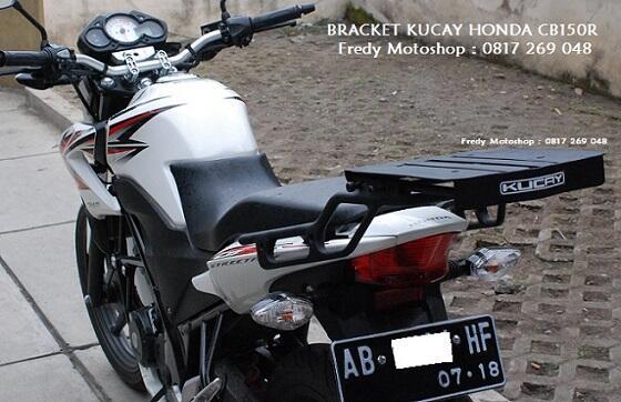 Fredy Motoshop : Jual Box GIVI & SHAD | Distributor Bracket Geser KUCAY - Murah Gan..
