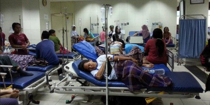 """""""Mari ucapkan terima kasih kepada dokter Indonesia, hari ini.."""""""