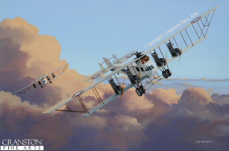 Moromets : 5 Tonnes (Pesawat Kargo Pada Perang Dunia 1)