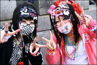 Sejarah trend Fashion Harajuku Di Jepang